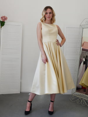 Сукня молочна | 5500229