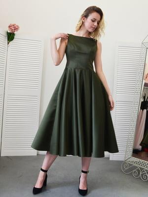 Сукню кольору хакі | 5500231