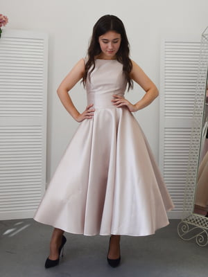Сукню кольору капучино | 5500232