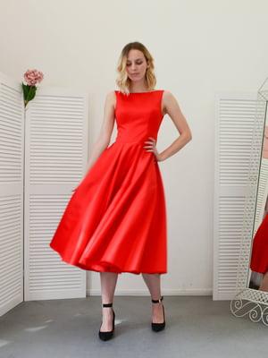 Сукня червона | 5500233