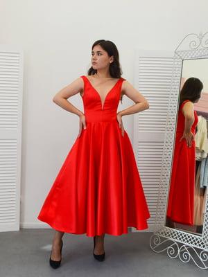 Сукня червона | 5500234