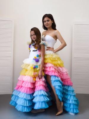 Сукня різнобарвна | 5500244