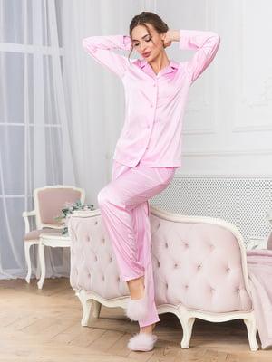 Пижама: рубашка и брюки | 5500269