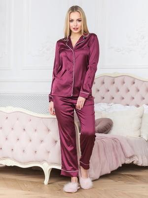 Пижама: рубашка и брюки | 5500273