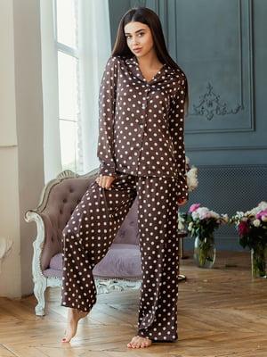 Пижама: рубашка и брюки | 5500281