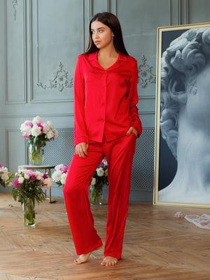 Пижама: рубашка и брюки | 5500284