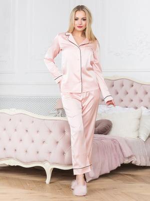 Пижама: рубашка и брюки | 5500266