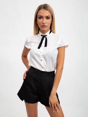 Блуза молочного цвета | 5500883