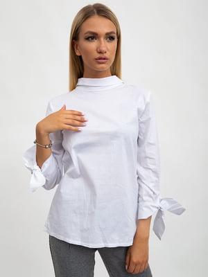 Блуза белая | 5500895