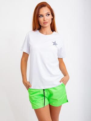 Костюм: футболка и шорты | 5500971