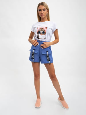 Костюм: футболка и шорты | 5500981