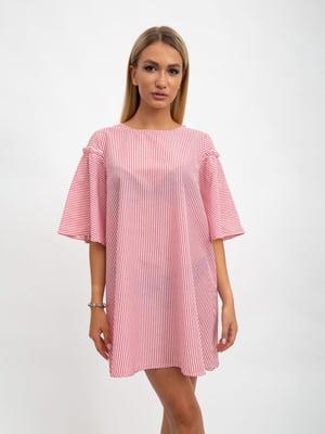 Платье в полоску | 5501023