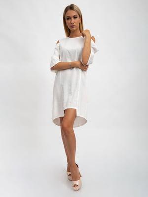 Платье молочного цвета | 5501041