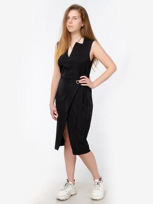 Платье черное | 5501402