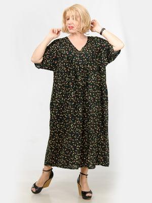 Платье в цветочный принт   5501410