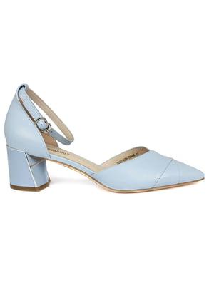 Туфлі блакитні | 5345113