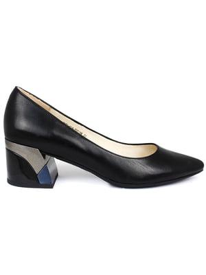 Туфлі чорні   5500870