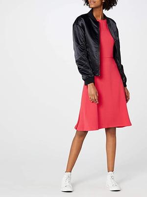 Сукня коралового кольору | 5501713