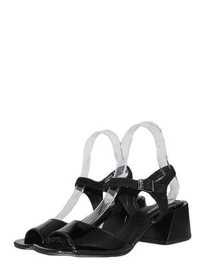 Босоножки черные | 5495571