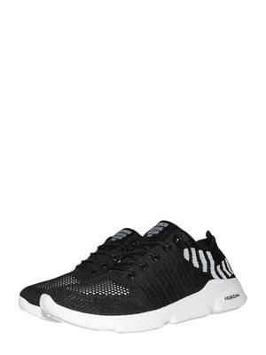 Кросівки чорно-білі | 5497609