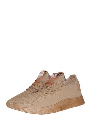 Кросівки світло-коричневі | 5497611