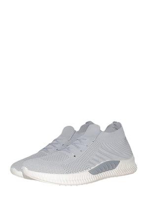 Кросівки сірі | 5497615
