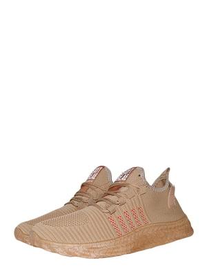 Кросівки світло-коричневі | 5497617