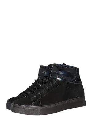 Черевики чорні | 5501986
