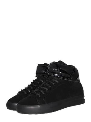 Черевики чорні | 5501987