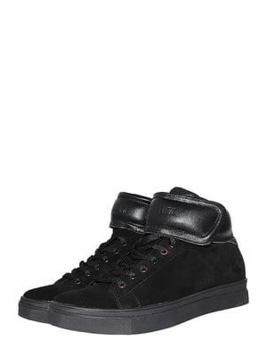 Ботинки черные | 5501989