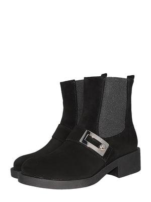 Ботинки черные | 5501992