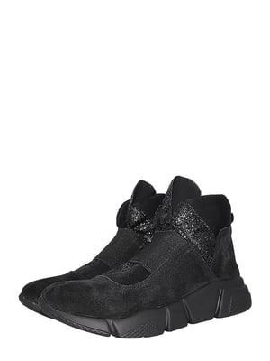 Ботинки черные | 5501995