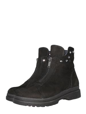 Черевики чорні   5502012