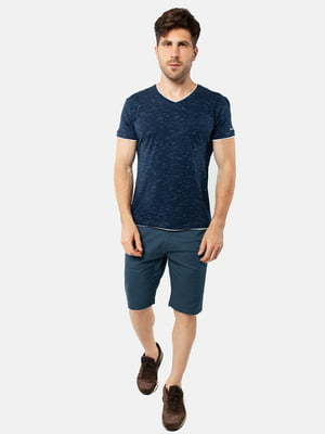 Шорты джинсового цвета | 5502053