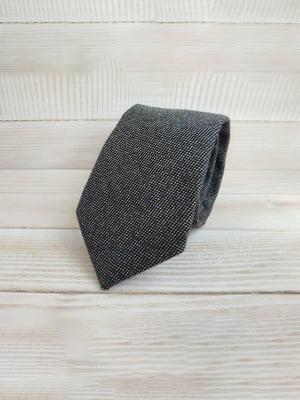 Краватка сіра з вкрапленнями | 5491053