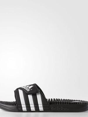 Шлепанцы черные | 5112552