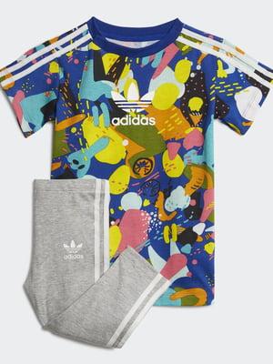 Костюм: футболка та штани   5501228