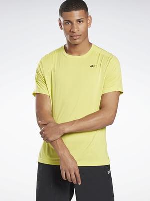 Футболка желтая   5501253