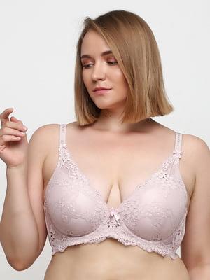 Бюстгальтер рожевий  | 5484024