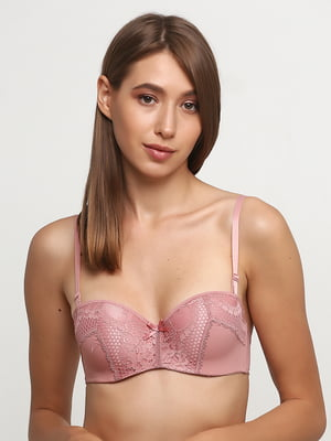Бюстгальтер рожевий  | 5484038