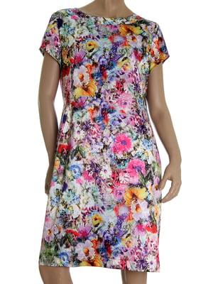 Сукня в квітковий принт | 5502874