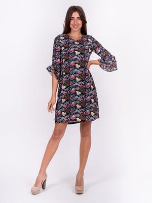 Сукня з квітковим принтом | 5502931