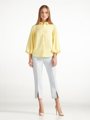 Блуза желтая | 5304065