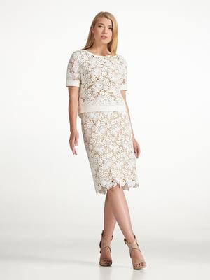 Блуза біла | 5304095
