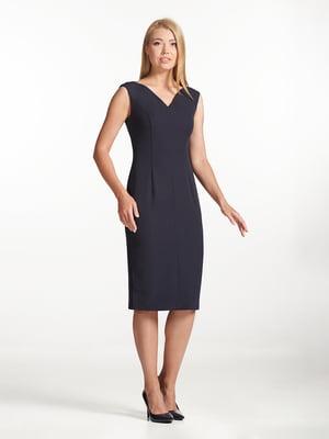 Платье синее | 5304264