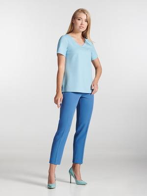 Штани блакитні | 5311532