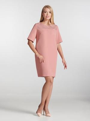 Платье коричневое | 5343275