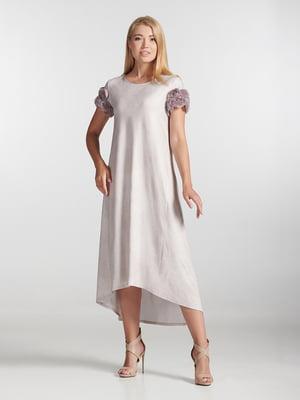 Платье бежевое | 5348033