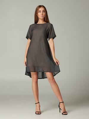 Сукня сіра | 5483705