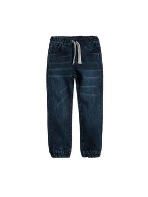 Джинсы синие | 5502978